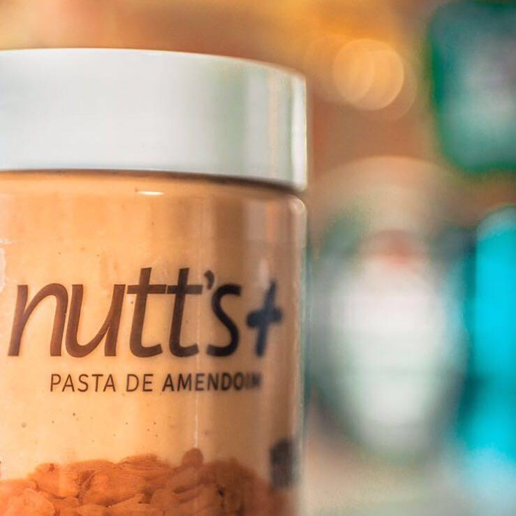 Pasta de Amendoim Nutts+ 500g